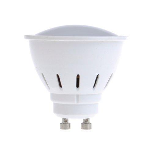 Neewer® 6W Gu10 4 Led Smd Cool White / Positive White Energy-Saving Light Bulb Ac 85V-265V Condenser Spotlight