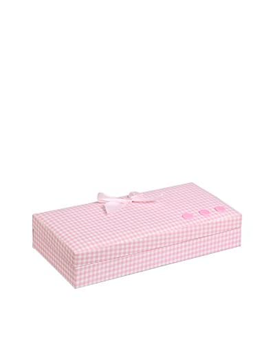 Caja de Almacenamiento Rosa