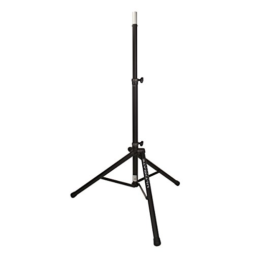Ultimate Support Ts-80B | Aluminum Tripod Speaker Stand
