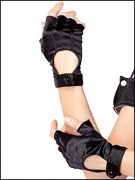 EZ Rider Biker Gloves