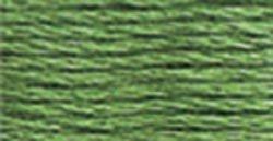 DMC Pearl Cotton Skeins Size 5 27.3 Yards Medium Pistachio Green 115 5-320; 12 Items/Order