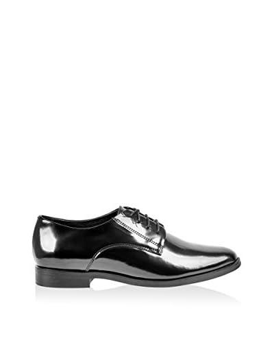 Wojas Zapatos derby Negro
