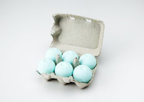 Level Naturals Six-Pack of Ultra Luxe Spa Bath Bombs (Eucalyptus Lime)