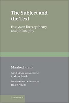 literary theory essays Formalism is a literary theory that was spearheaded by two main bodies – russian formalists and new critics – which focused on understanding the literary text.