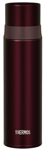 Thermos Stainless Slim Bottle 0.5L Brown (FFM-500 BW)