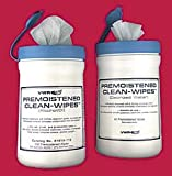 Premoistened Alcohol Clean-Wipes (100 per pack)