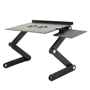 iCraze Adjustable Vented Laptop Table Laptop Computer Desk P