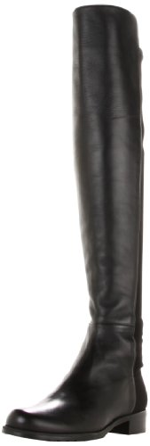 Stuart Weitzman Women's 5050 Over-the-Knee Boot,Black Nappa,7 M US
