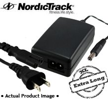 NordicTrack Commercial VR & Commercial 400 Bike Power Supply / AC Adapter
