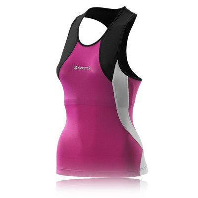 Skins Lady's Triathlon Compression Racer Back Top from Skins