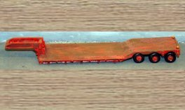 OO Scale Model (1/76th) Scale Model Kit 70ton H/Haulage Low Loader (triple axle) This item is NOT a TOY - Please Read Full Product Description.