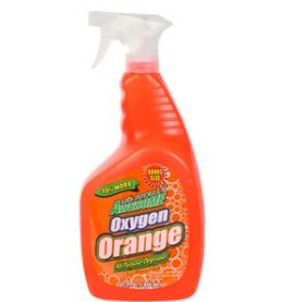 LA's Totally Awesome Oxygen Orange All Purpose Degreaser & Spot Remover (32 fl oz)