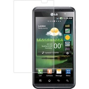 Lg P925 Thrill 4g/optimus 3d Screen Protector, Clear, 1-pack
