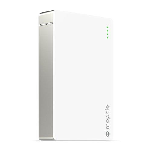 日本正規代理店品・保証付mophie powerstation XL (大容量モバイルバッテリー) ホワイト MOP-BY-000024