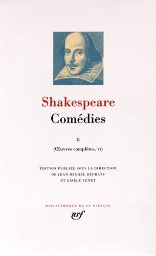 OEuvres complètes, V-VII:Comédies (Tome 2)