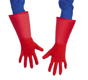 Child Captain America Costume Gloves - Child Std.