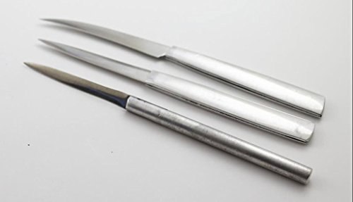 lot-of-3-stainless-carving-knife-fruit-food-vegetable-seeding-knives-collection-art-soap-carving-too