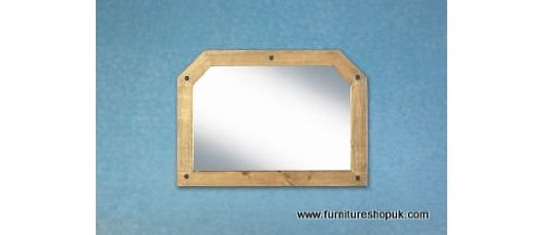 Seconique Corona Pine Mirror