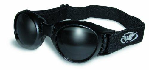 Global Vision Paragon Goggles (Black Frame/Super Dark Lens)