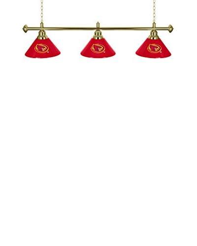 Trademark Global Iowa State University 3-Shade 60 Billiard Lamp