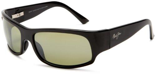 e9ea3fb5b281c6 Longboard - lunettes de soleil. Acheter. Maui jim longboard gloss black.  Acheter