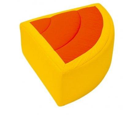 Wesco 21301 Quarter-Circle Cocoon Pouffe front-356396