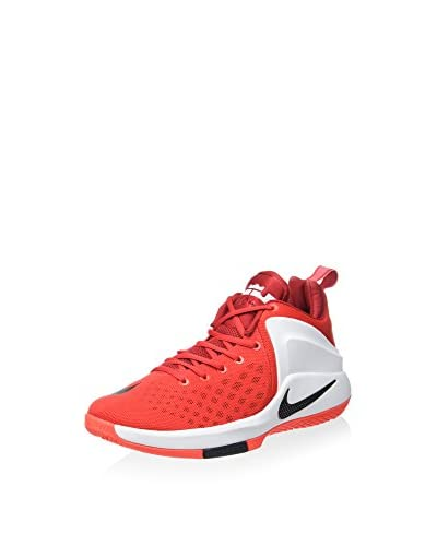 Nike Zapatillas Lebron Witness Rojo / Blanco