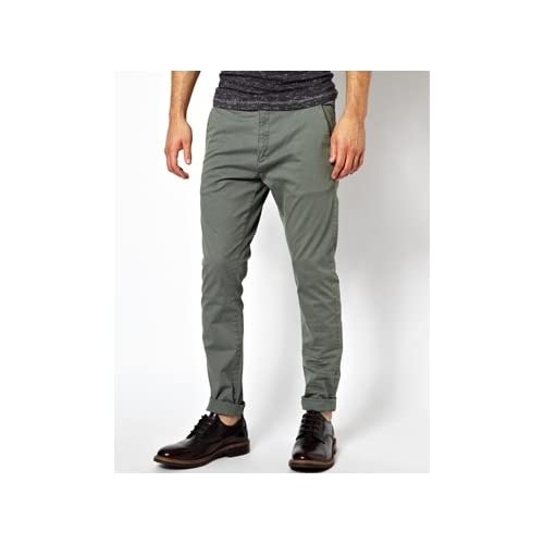 Dr Denim Chinos Heywood Skinny Fit 並行輸入品