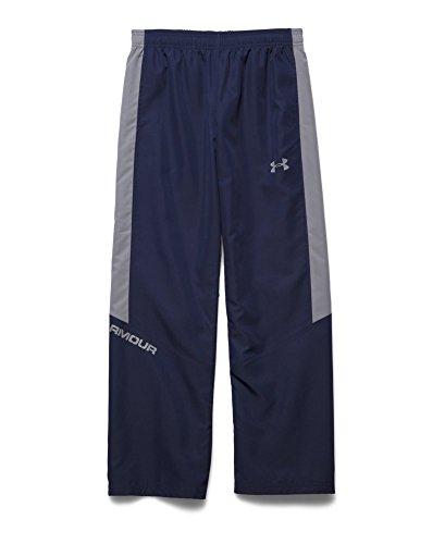 Under Armour Big Boys' UA Enforcer Warm-Up Pants Youth Medium BLUE KNIGHT