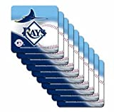 Tampa Bay Rays 10-pack Premium Beverage Coasters Set Baseball at Amazon.com