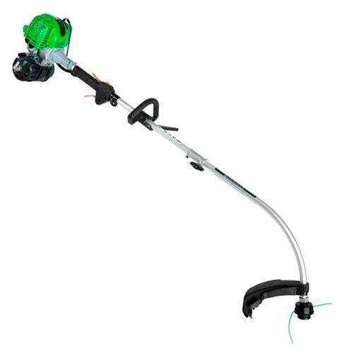 LEHR ST025DC 25cc Propane Powered 4-Stroke Detachable Curved-Shaft Eco Trimmer