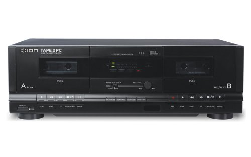 Great Features Of Tape2PC - convert cassettes to MP3s