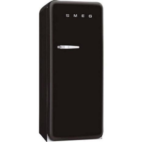 Smeg FAB28RNE1 Réfrigérateur Armoire Pose Libre 248L Classe: A++ Noir