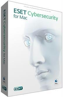 ESET Cybersecurity For Mac 1 User