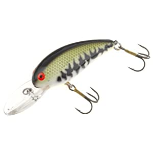 Academy sports bomber lures model a b07a for Academy fishing lures