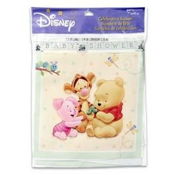 Pooh Baby Days Banner 8ft