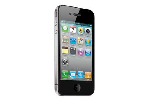 IPHONE 4 16GB - Factory Unlocked - Black