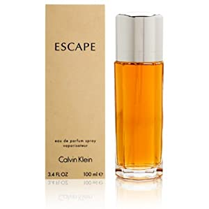 Escape Perfume by Calvin Klein for Women - Eau De Parfum Spray 3.4 oz / 100 ml
