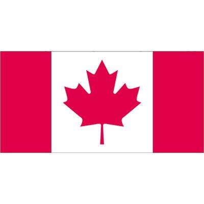 Annin 3' x 5' Flag of Canada