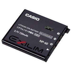 Casio Exilim NP-60 Battery for the EX-S10, EX-Z80, and EX-Z9 Casio Digital Cameras