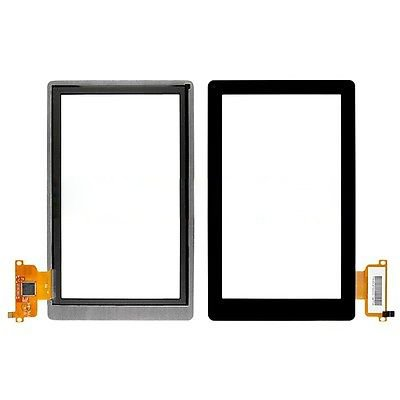 "Generic 7"" Touch Screen Digitizer Outer Glass Replacement (Lcd Display Not Included) For Amazon Kindle Fire With Orange Flex Cable"