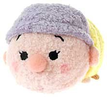 1 X Disney Exclusive Tsum Tsum 3.5 Inch Mini Plush Dopey - 1