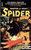 The Spider (Master of Men 1) (0881847305) by Stockbridge, Grant
