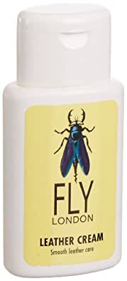Fly London Leather, Unisex-Adults' Cream, Clear, One Size