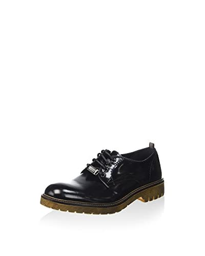 Trussardi Collection Zapatos de cordones Negro
