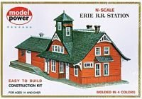 N KIT Combination Railroad Station - Buy N KIT Combination Railroad Station - Purchase N KIT Combination Railroad Station (Model Power, Toys & Games,Categories,Play Vehicles,Trains & Railway Sets)