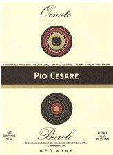 Pio Cesare Barolo Ornato 2006 750Ml