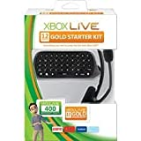 Microsoft Xbox 360 Live 400 Points 12 Months Messenger Gold Pack