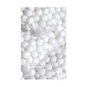 48 Beer Ping Pong Balls Washable Drinking White
