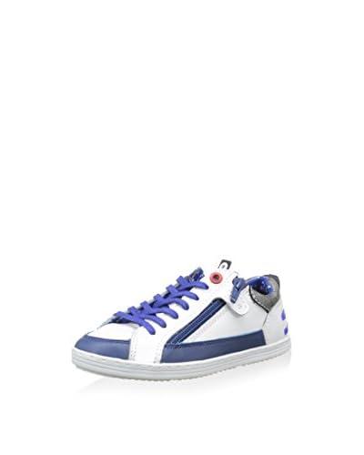 Kickers Sneaker blau/weiß